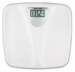 NEW Health o Meter White Digital Scale  HDL050DQ-01