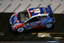 Ixo Peugeot 207 S2000 M.Carlo 2009 D.Auriol RAM367 1:43