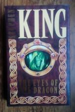 The Eyes of the Dragon by Stephen King -H/C D/J Macdonald 1987 UK First Edition
