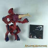 Tyranids Warriors Rogue Trader Era Space Crusade Game - Warhammer 40K C1012