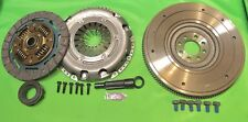 2002-2006 Mini Cooper S R52 R53 1.6L  Engine 6Speed Solid Flywheel+ Clutch Kit