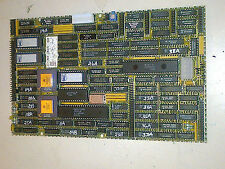 Pertec disk controller - MC68440RC8 + MC68000RC8 + HD63463 + 5385E + KM75C01AP