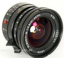Elmarit-M 1:2.8/21mm ASPH. E55 6-Bit ULTRA-Wide-Angle Lens for Leica M9 M8 M7 M5