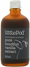 Littlepod Pure Bourbon Vanilla Extract - 100ml