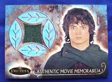 Lord of the Rings Evolution Frodo's Travel Cloak Costume Card