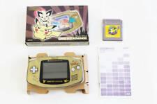 Nintendo GAME BOY Advance POKEMON Center NEW YORK NY Limited Model complete JP
