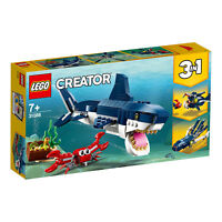 31088 LEGO Creator Deep Sea Creatures 230 Pieces Age 7+ New Release for 2019!