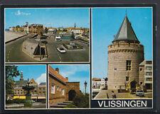Netherlands Postcard - Views of Vlissingen   RR2362