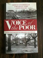 Voice of the Poor : Citizen Participation for Rebuilding New Orleans S#5013