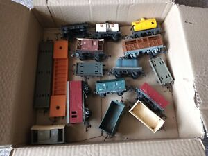 Joblot Of Triang Rolling Stock