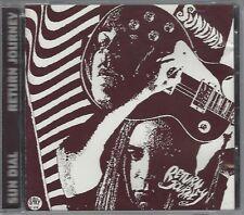 SUN DIAL - RETURN JOURNEY - (brand new still sealed cd) - GaAs 2503