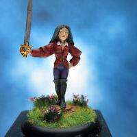 Painted RAFM Miniatures Female Brigand