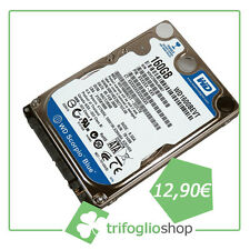 "HARD DISK 2,5"" 160GB WD WESTERN DIGITAL INTERNO SATA 2,5 160 GB HD X NOTEBOOK"