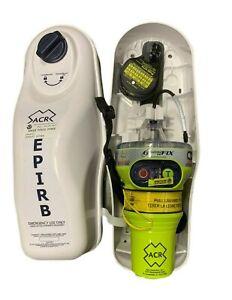 Beacon ACR 2830 RLB-41 GlobalFix V4 GPS EPIRB, 406mhz Yellow
