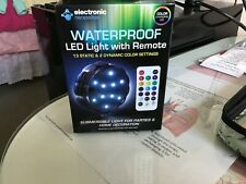 Electronic Necessities Waterproof Aquarium pool pond  LED Light with remote