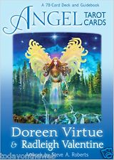 Angel Tarot Cards (New Boxed Set of Cards) by Doreen Virtue