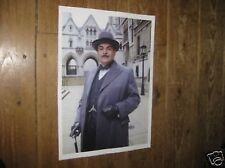 Hercule Poirot David Suchet POSTER #2 Glove
