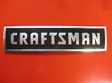 Craftsman New Style Tool Box Badge Chest Cabinet Emblem Decal Sticker Logo