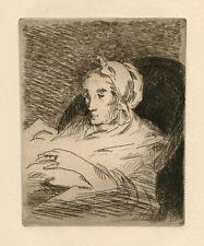 Eduoard Manet original etching