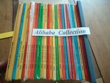 LOT **  26 BD TINTIN  ** HERGE complet INTEGRALE SERIE COLLECTION ALBUM