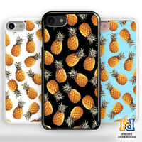 PINEAPPLE FRUIT TROPICAL SUMMER CUTE GIFT Phone Case Cover For iPhone Samsung
