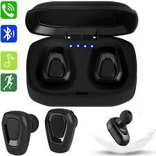 Wireless Stereo Bluetooth Headset Mini Earbuds For Samsung Galaxy Note 10 9 S9