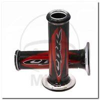 Griffgummi rot/schwarz /WEI Honda-Honda CBR 900RR Fireblade,SC28, SC33A, SC33D,