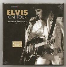 """ELVIS PRESLEY 4 CD """"ELVIS ON TOUR - THE STANDING ROOM ONLY TAPES"""" 2016 MAGNETIC"""