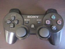 Sony PlayStation 3 Controller Black Dualshock 3 SIXAXIS PS3