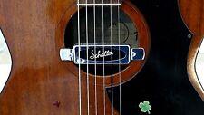 KLIRA BLUES Vintage old German Guitar Alte Akustische Gitarre Parlor Schaller