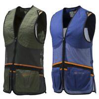 Beretta GT671 Full Mesh Shooting Vest Blue or Green
