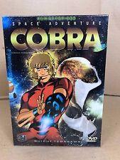 Coffret Edition 5 DVD Cobra Space Adventure  L'Intégrale   Terasawa Declic Neuf