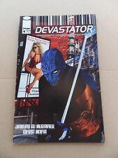 Devastator 1  . Image . 1998 . VF - minus