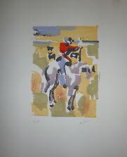 Turco A Gravure Originale Signée Numérotée abstrait abstraction lyrique