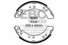 5223 EBC Rear Brake Shoes for Capri Mk2 Capri Mk3 Escort Mk2 Escort G27 ZEi