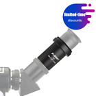 "SVBONY 1.25""/31.7mm 5X Barlow Lens Thread M42 * 0.75 Pitch Metal for Telescopes"