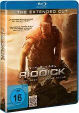 RIDDICK, Überleben ist seine Rache (Vin Diesel) Blu-ray Disc NEU+OVP