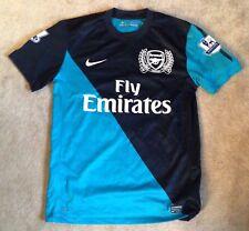 Arsenal Away Camiseta de manga corta 2011/12 Tamaño Mediano