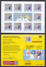 Federal Republic MH 121 Sk Sstpl. Woman Holle Sk Stamp Booklet FDC