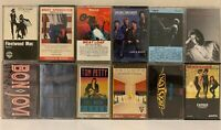 Lot of Vintage Music Cassettes (Clapton, Tom Petty, Springsteen + More)