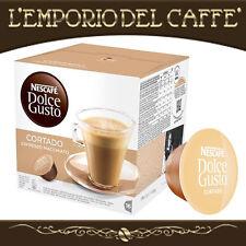 Caffè Nescafè Dolce Gusto Krups 96 Capsule Cialde Cortado Macchiato - Originali