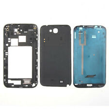 OEM Full Housing Case Cover For Samsung Galaxy Note 2 II N7100 Titanium Gray