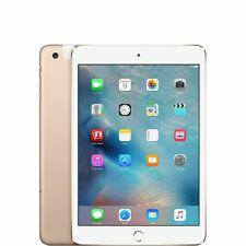 NEW Apple iPad Mini 3 16GB, Wi-Fi + Cellular (Unlocked), 7.9in Retina - Gold