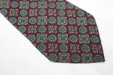TRUSSARDI Silk tie Made in Italy E93860