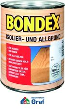 Bondex Insulating and allgrund for Indoor and Outdoor 0,75 L White Primer