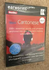 Learn To Speak Cantonese - Vol 1. 200+ Essential Words/Phrases. SEALED.