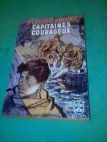 Rudyard Kipling - Capitaines courageux - Le Livre de Poche (1958)