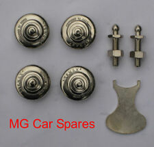 MG Midget Tenax Hood Fasteners (replaces hook and loop)