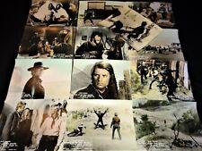 SARTANA si ton bras gauche ...rare jeu 13 photos cinema western spaghetti 1970