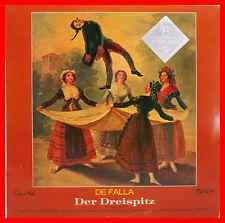 """FALLA DER TRE PUNTE HOWITT LONDRA ORCHESTRA SINFONICA JORDA 12"""" LP (B696)"""